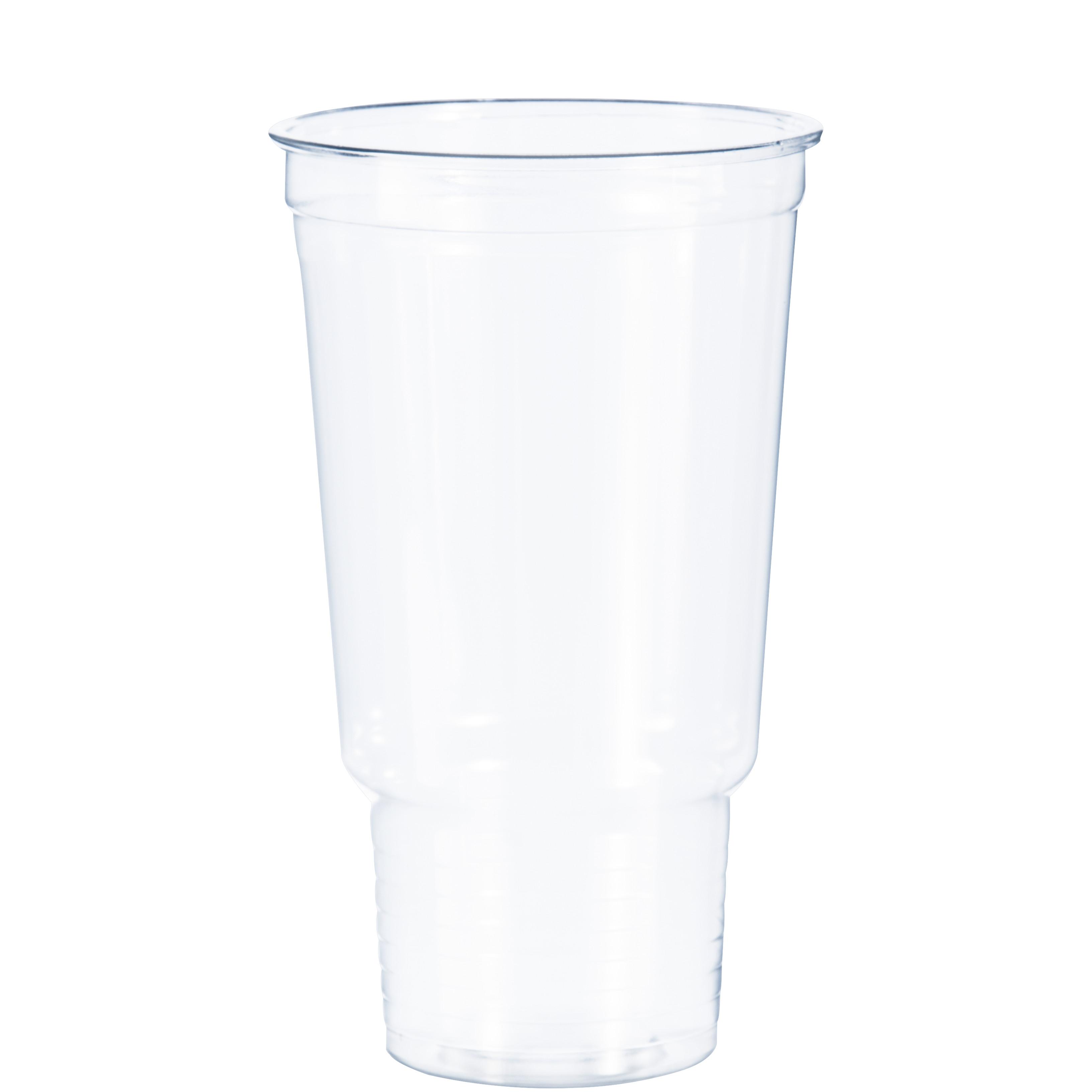 32 OZ PET PEDESTAL CUP