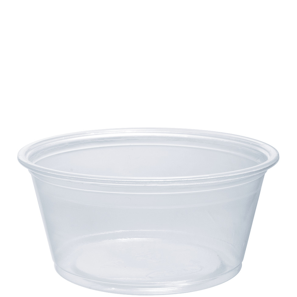 3.25 OZ PP PORTION CONTAINER